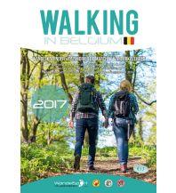 Wanderführer Wanderführer Belgien - Walking in Belgium 2017 Craenen Produktion