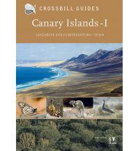 Naturführer Crossbill Guide Canary Islands I, Lanzarote and Fuerteventura KNNV Publishing