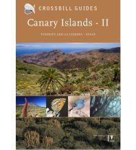 Naturführer Crossbill Guide Canary Islands II, Tenerife and La Gomera KNNV Publishing