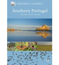 Naturführer Crossbill Guide Southern Portugal KNNV Publishing