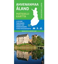 Wanderkarten Finnland Karttakeskus Wanderkarte Finnland - Ahvenanmaa / Aland 1:150.000 Karttakeskus Oy