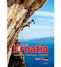Sportkletterführer Südosteuropa Kletterführer Croatia/Kroatien Boris Cujic