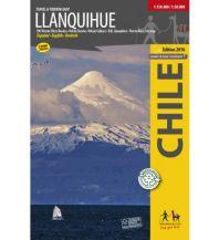 Wanderkarten Südamerika Llanquihue 1:150.000/1:50.000 Viachile Editores