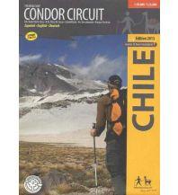 Weitwandern Condor Circuit 1:50.000/1:25.000 Viachile Editores