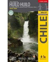 Wanderkarten Südamerika Viachile Trekking Map Chile - Huilo Huilo 1:75.000/1:20.000 Viachile Editores