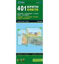 Wanderkarten Kreta Road Editions Map Kreta 401, Kíssamos, Chaniá 1:50.000 Road Editions