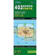 Wanderkarten Kreta Road Editions Map Kreta 403, Psilorítis, Iráklio 1:50.000 Road Editions