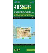 Wanderkarten Kreta Road Editions Map Kreta 405, Ágios Nikólaos 1:50.000 Road Editions