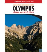 Skitourenführer Südeuropa Olympus/Olymp - classic ascents & hikes Anavasi Mountain Editions