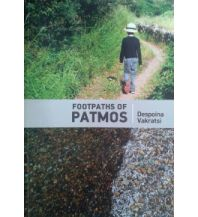 Reiseführer Footpaths of Patmos Anavasi Mountain Editions
