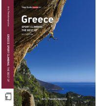 Sportkletterführer Südosteuropa The Best of Sport Climbing in Greece Terrain klf
