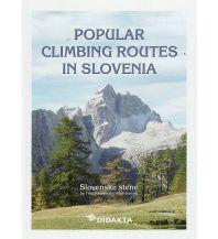 Alpinkletterführer Popular Climbing Routes in Slovenia/Slowenien Didakta