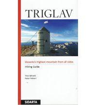 Wanderführer Triglav Hiking Guide Sidarta