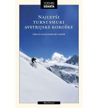 Skitourenführer Österreich Najlepši turni smuki avstrijske Koroške Sidarta