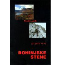 Skitourenführer Slowenien Bohinjske Stene, Julijske Alpe/Julische Alpen Planinska Zveza Slovenije