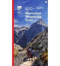 Wanderführer Slovenian Mountain Trail Planinska Zveza Slovenije