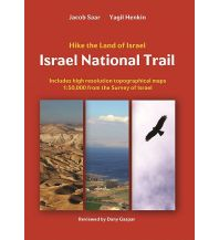 Weitwandern Israel National Trail Eshkol Publishing Ltd.
