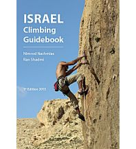 Sportkletterführer Weltweit Israel Climbing Guidebook Climbing israel
