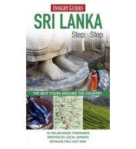 Reiseführer Insight Step by Step - Sri Lanka Apa Publications
