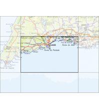 Wanderkarten Portugal Carta Militar de Portugal 52-4, Portimão (Algarve) 1:50.000 Instituto Geografico de Exercito