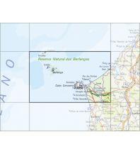 Wanderkarten Portugal Carta Militar de Portugal 26-3, Peniche 1:50.000 Instituto Geografico de Exercito