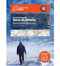 Wanderkarten Portugal Adventure Map Serra da Estrela 1:25.000 Adventure Maps