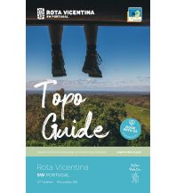 Weitwandern Topo Guide Rota Vicentina (Portugal) Rota Vicentina