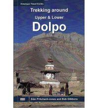 Weitwandern Trekking around Upper & Lower Dolpo Himalayan MapHouse