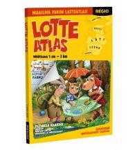 Reise- und Straßenatlanten Regio Estland - Lotte Atlas 1:300.000 Regio