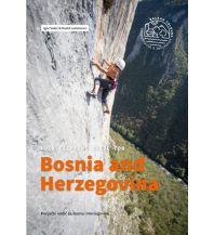 Sportkletterführer Südosteuropa Rock Climbing Guide for Bosnia and Herzegovina Balkan Colours