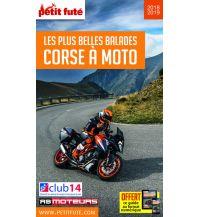 Motorradreisen Petit futé Motorradführer Corse/Korsika à moto Le Petit Fute Paris