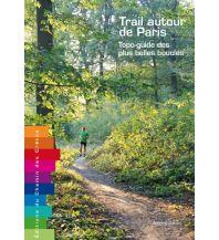 Laufsport und Triathlon Antoine Davost - Trail autour de Paris Chemin cretes