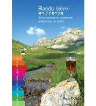 Wanderführer Rando-bière en France Chemin cretes