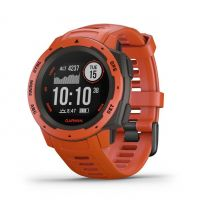 Sport und Fitness Garmin Instinct Hellrot Garmin International Inc.