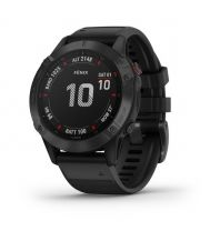 Sport und Fitness Garmin Fenix 6 Pro Schwarz Garmin International Inc.