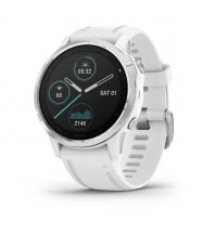 Sport und Fitness Garmin Fenix 6s Weiß mit weißem Armband Garmin International Inc.