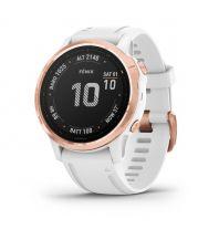 Smartwatches Garmin Fenix 6s Pro Saphir, Weiss/Rosegold Garmin International Inc.