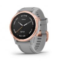 Sport und Fitness Garmin Fenix 6s Saphir Grau/Rosegold Garmin International Inc.