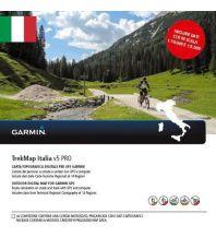 Outdoorkarten Garmin Topo TrekMap Italia/Italien v5 PRO 1:5.000/1:10.000/1:25.000 Garmin International Inc.