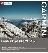 Outdoorkarten Garmin Alpenvereinskarten v4 - ÖAV und DAV Garmin International Inc.