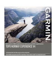 Outdoorkarten Garmin Topo Norwegen Experience v4 Garmin International Inc.