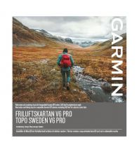 Outdoor und Marine Garmin Topo Schweden v6 PRO 1:50.000 Garmin International Inc.