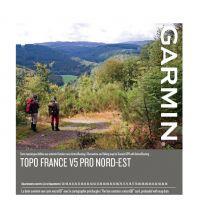 Outdoor und Marine Garmin Topo Frankreich v5 PRO, Nordosten 1:25.000 Garmin International Inc.