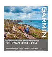 Outdoor und Marine Garmin Topo Frankreich v5 PRO, Nordwesten 1:25.000 Garmin International Inc.