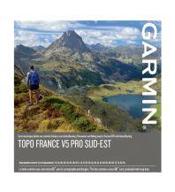 Outdoorkarten Garmin Topo Frankreich v5 PRO, Südosten 1:25.000 Garmin International Inc.