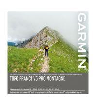 Outdoor und Marine Garmin Topo Frankreich v5 PRO, Montagne 1:25.000 Garmin International Inc.