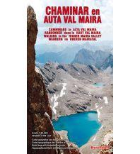 Wanderkarten Italien Chaminar en Val Maira - Wanderkarte 1:20.000 L'Artistica