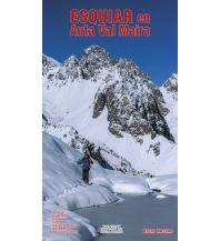 Skitourenkarten Esquiar en Auta Val Maira - Skitourengehen im Piemont 1:20.000 L'Artistica