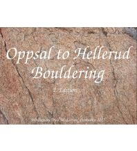 Boulderführer Oppsal to Hellerud Bouldering Vertical Life