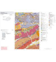 Geologie und Mineralogie Geofast Karte 103, Kindberg 1:50.000 Geologische Bundesanstalt